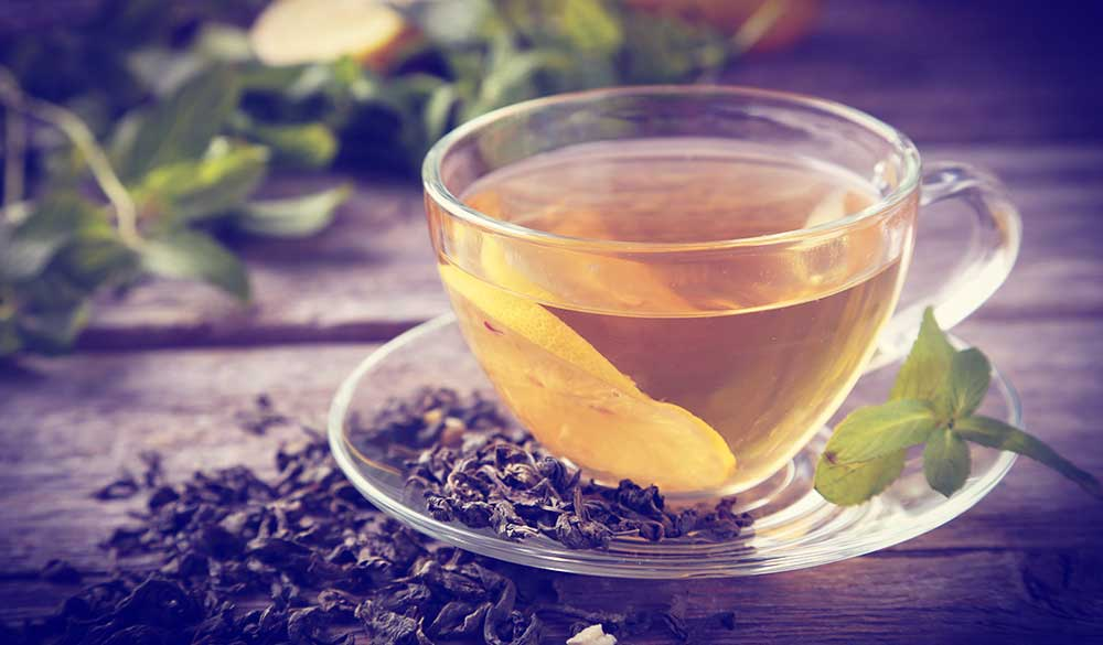 Food as Medicine; Green Tea for Teeth and Gum Health